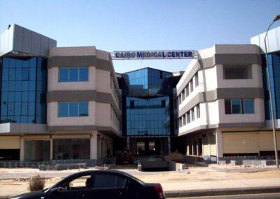 مركز القاهرة الطبى